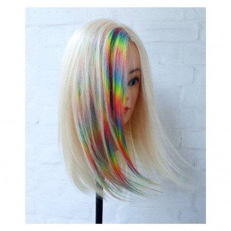 Tête malléable couleur